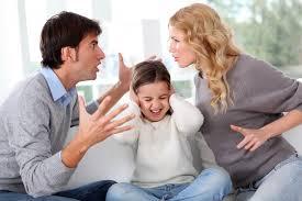 Οι επιπτώσεις των γονικών συγκρούσεων στα παιδιά, Οι επιπτώσεις των γονικών συγκρούσεων στα παιδιά