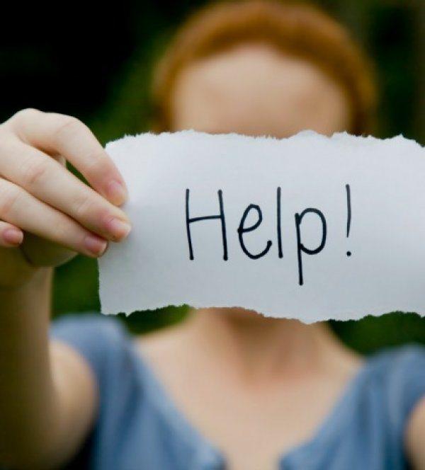 κατάθλιψη βοήθεια