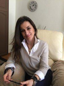 Ψυχολόγος στη Θεσσαλονίκη Μαριάνα Τσάκοβα