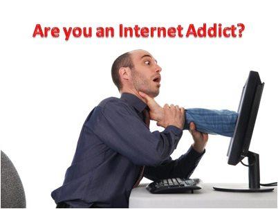 Εθισμός στο Διαδίκτυο